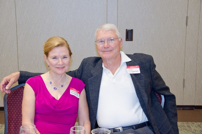 Larry & Marcia Scott-Kleingartner